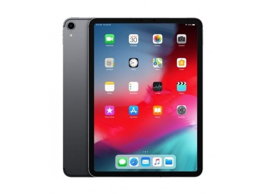 Apple iPad Pro 2018 11-inch 256GB 4G LTE Tablet - Grey 2