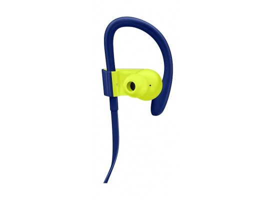 Beats PowerBeats3 Wireless Earphones Pop Collection - Pop Indigo 5