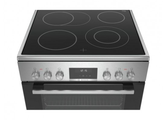 Bosch Serie 6 Stainless Steel Cooker - HKS59A20M 1
