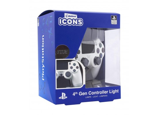 Paladone PlayStation DS4 4th Gen Controller Icon Light BDP