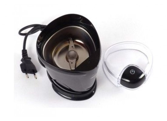 Princess 242195 Electric Coffee Grinder Black - Inner View