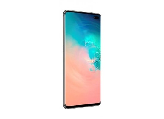 Samsung Galaxy S10 Plus 128GB Phone - White 1