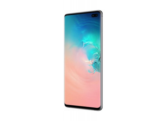 Samsung Galaxy S10 Plus 128GB Phone - White 2