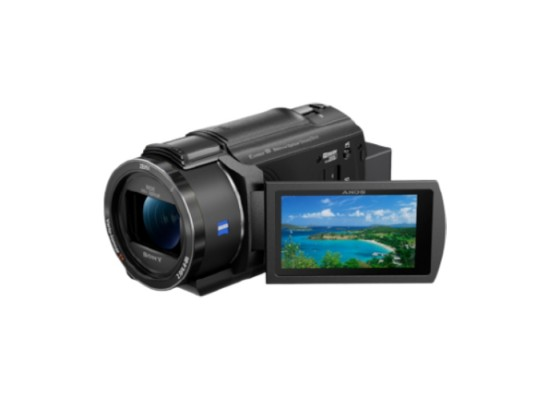 Buy Sony FDR-AX43 UHD 4K Handycam Camcorder at the best price in Kuwait. Shop online and get free shipping from Xcite Kuwait.