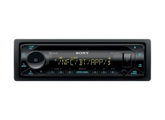 Sony CD Receiver with BLUETOOTH Technology - MEX-N5300BT
