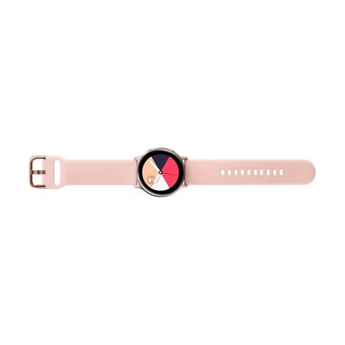 ec9108b44 Galaxy Watch Active Smart Watch (SM-R500NZDAXSG) - Rose Gold. Galaxy ...
