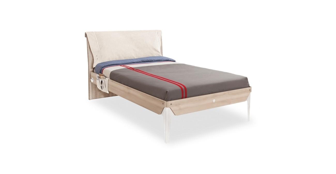 Duo Bed 120 x 200 cm  data-src=