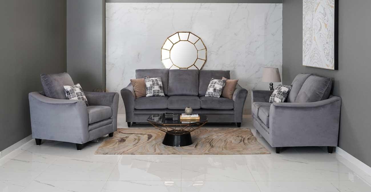 New Arles Sofa Set  data-src=