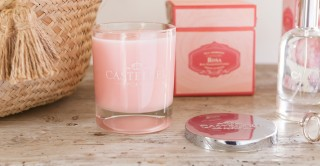 Castelbel Rose Candle