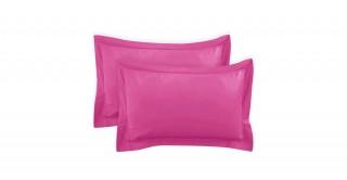 250Tc Plain Fuschia 50X75 Pillowcase