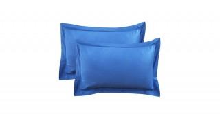 250Tc Plain Seashell Blue 50X75 Pillowcase