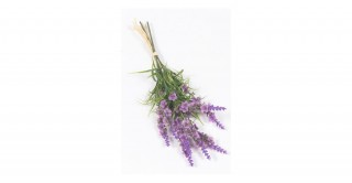 Lavender/Astilbe Purple Pre-Arranged Floral