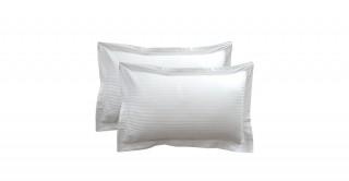 The White Collection White 50X90 Pillowcase