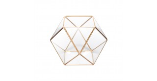 Crystal Shape Terrarium