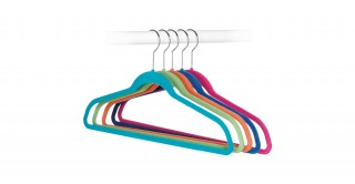 Feel Good Suit Hangers Set Of 5