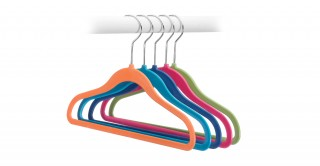 Spacemaker Kid'S Hangers Set Of 5