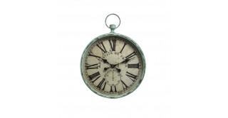Adele Metal Clock