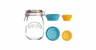 Kil Measure & Store Jar Set