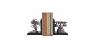 Industrial & Rustic Resin Decorative Ornament
