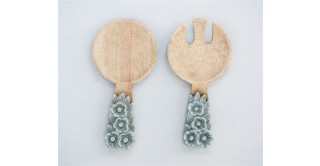 Vexana Salad Server Set of 2