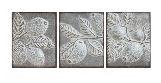 Industrial & Rustic Iron Wall Decoration