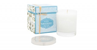 Castelbel Cotton Flower Candle