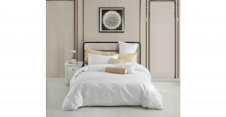 Geo 260X270 Embroidered Comforter Set