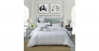 Spirals 260X270 Embroidered Comforter Set