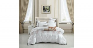 Runout 260X270 Embroidered Comforter Set