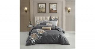 Marigold 260X270 Embroidered Comforter Set