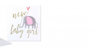 Gift Card- New Baby Girl
