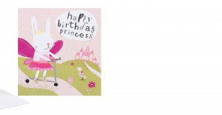 Gift Card- Happy Birthday Princess