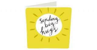 Gift Card- Sending Big Hugs