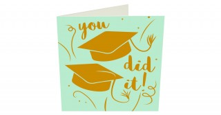 Gift Card- You Did It