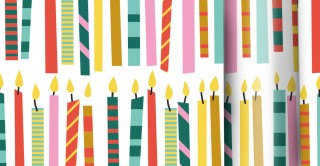 Roll Wrap - Candles