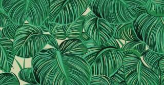 Loose Wrap - Leaves