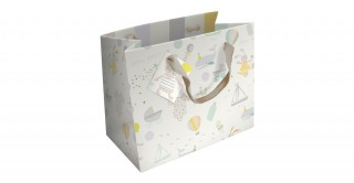 Gift Bag - Pitter Patter - Landscape