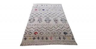 Seabert 170x240 Cotton Rug