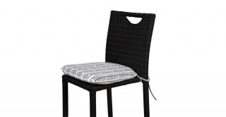 Lining Chair Cushion