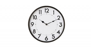 Harith Metal wall Clock