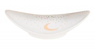 Moon Sweet Plate Cream 20 cm
