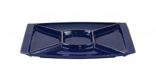 Rova Serving Plate Blue 30Cm