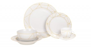 Kabin 36pcs Dinner Set