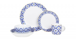 Square 36pcs Dinner Set
