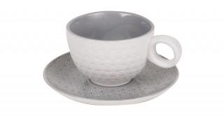 Del Rio Espresso Cup 14Cm Light Grey