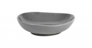 Eden Bowl 17.8Cm Grey