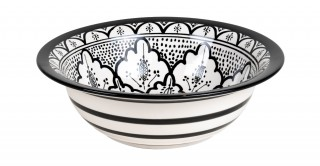 Fall Soup Bowl 22Cm Black