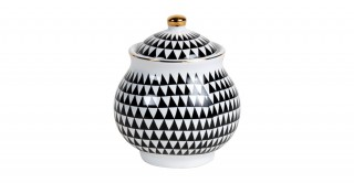 Gigi 11.5cm Ceramic Sugar Pot