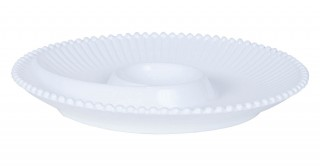 Iria Serving Dish 33Cm White
