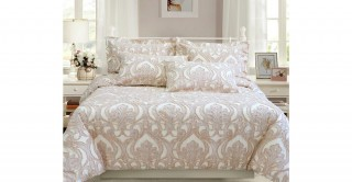 Betty 220X240 Jacquard Duvet Cover Set